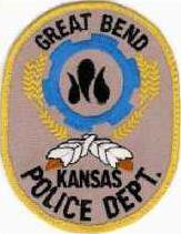 GB police patch