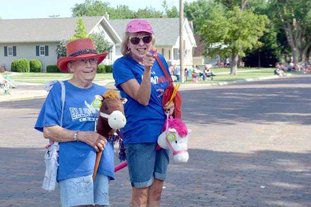 galloping grannies