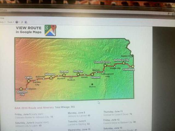 new jm BAK route