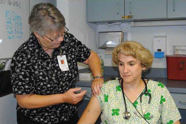 new mlee ckmc flu ER