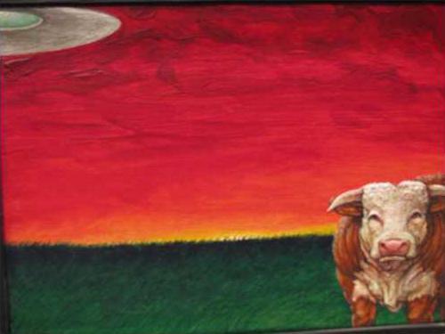 new slt GBPL Rick Peters cow
