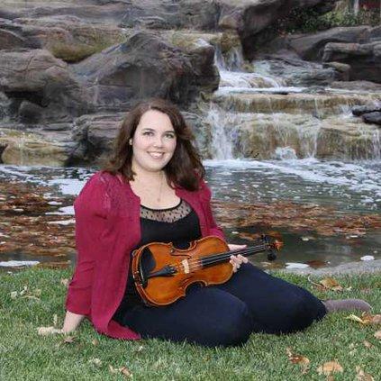 new slt orchestra-violin