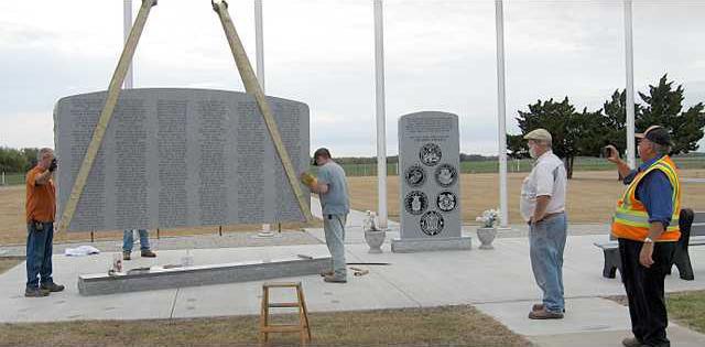 new deh county commission vet memorial main pic