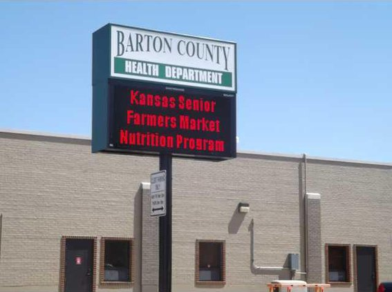Barton County Health Dept