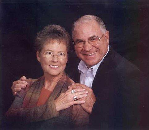 Glenn and Elaine Mull