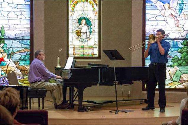 new slt recital