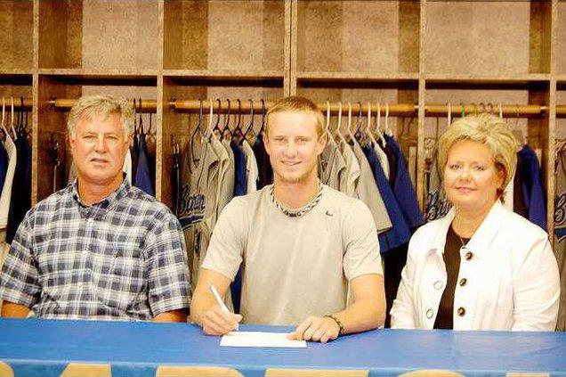 spt Jace Bowman signing
