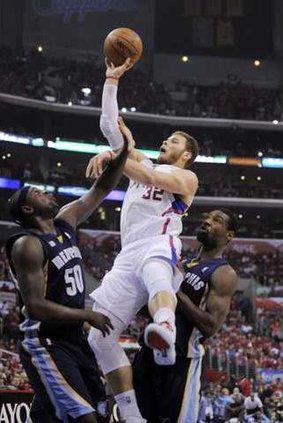 spt ap Clippers Griffin