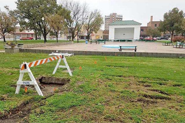 new deh city council splash pad area pic web