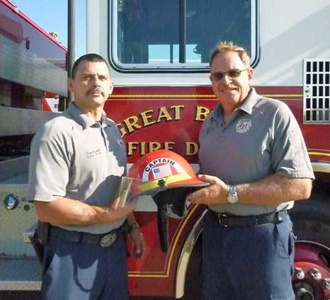 new slt fire captain promotion
