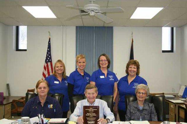 new vlc Pawnee county health department PR