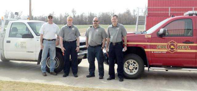 new deh fire department grant update pic