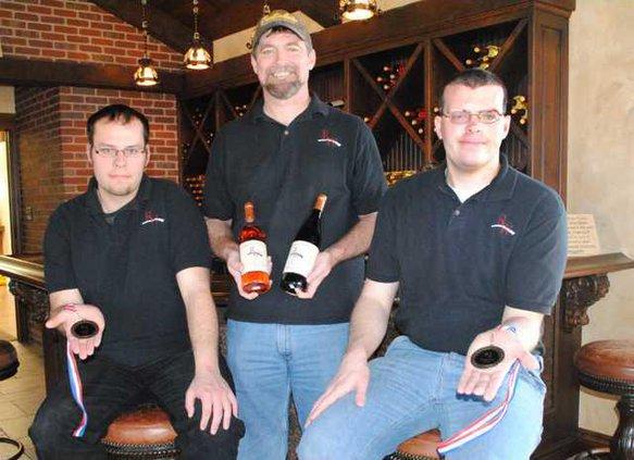 biz slt Rosewood wine awards