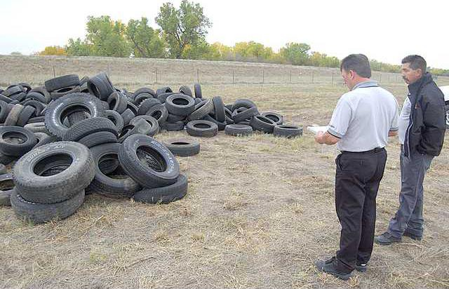 new deh tire clean up pic