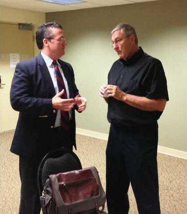 new vlc Moran staffer hears  PIC