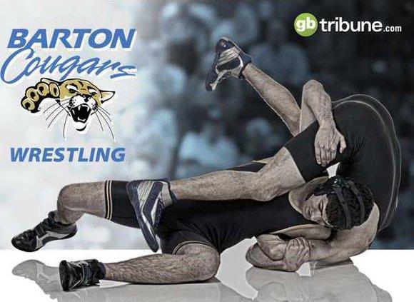 barton community college wrestling