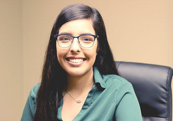 Kristi Ochoa, Spectrum accountant