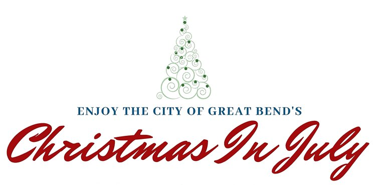 christmas in july logo