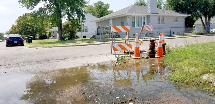 water leaks pic