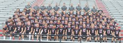 2019 great bend football team