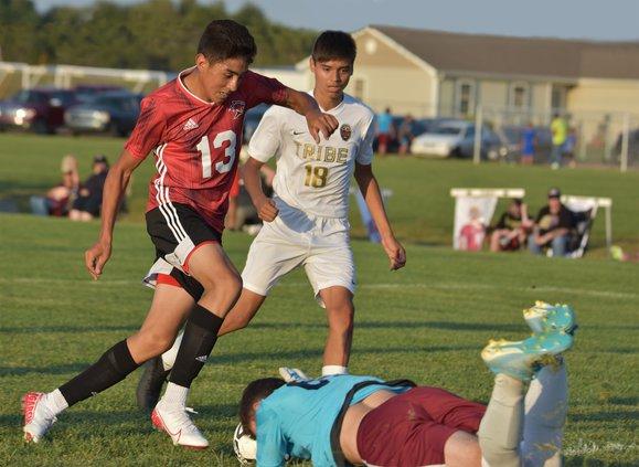 spt_hg_Francisco garcia (13) dribles and scores his second goal.jpg
