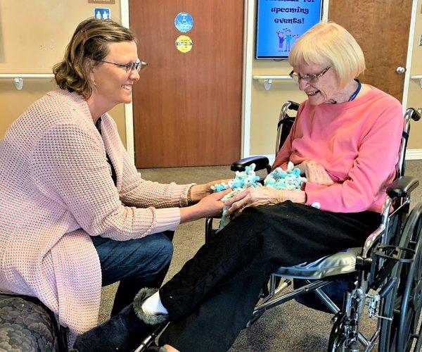 Sterling village director nursing Sonja Hammer 2019