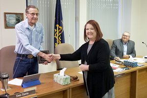 Davis honored for workforce advocacy
