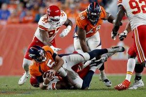 Chiefs Broncos