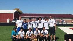 St. John team