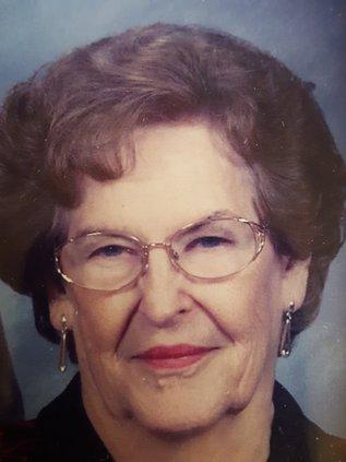Patricia Ida Mae Baxter1927 - 2019