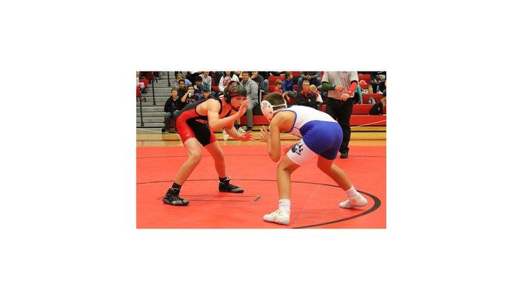 GBMS wrestling