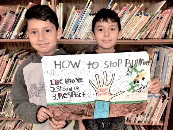bullying 2nd place