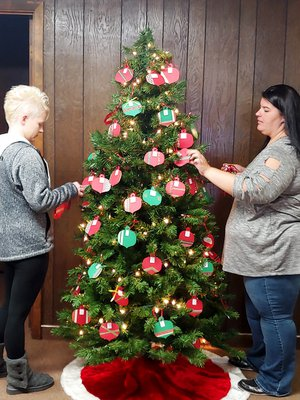 Eldercare Giving Tree 2019