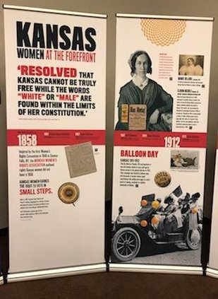 LWV traveling exhibit 2019