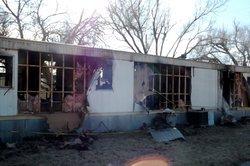 trailer fire 821 Pine Pl 2019