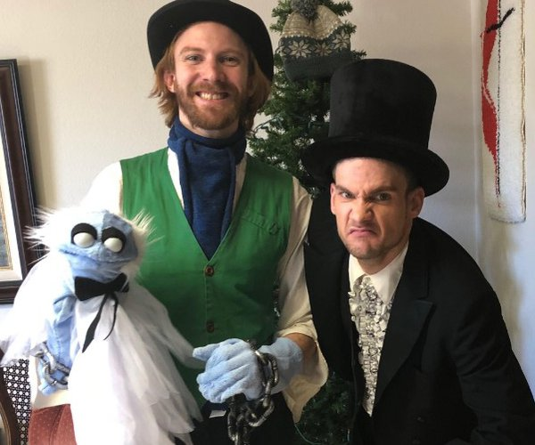 brett Crandall A Christmas Carol